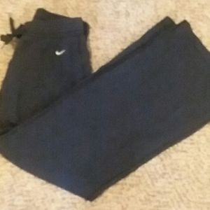Nike Fit Dry size small wide leg black pants